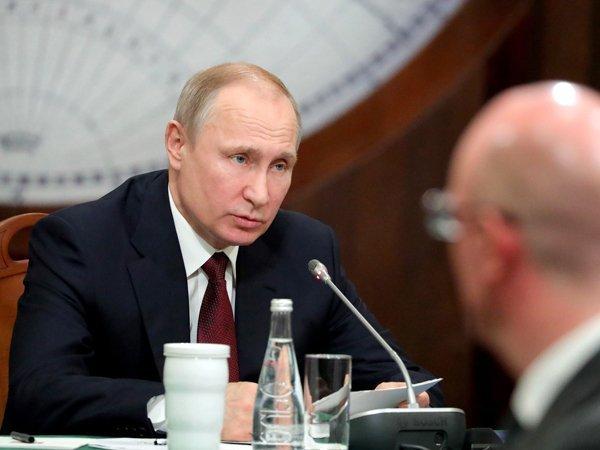 ПрезидентРФ поручил воплотить планы по уменьшению выбросов наЮжном Урале