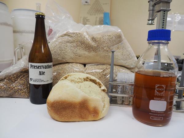 200-летнее пиво со дна морского