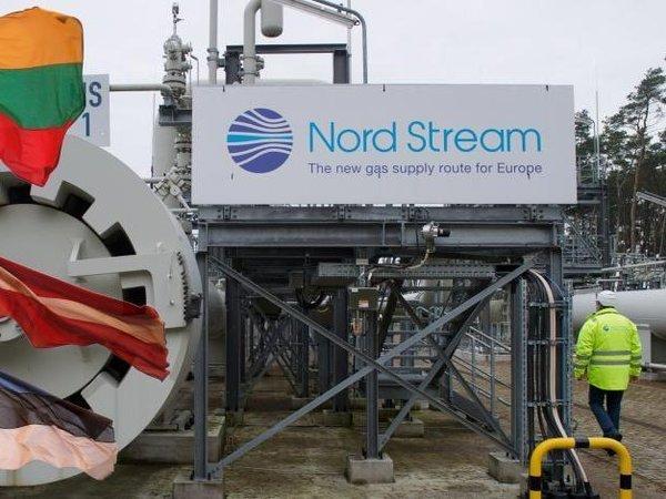 «Газпром» отчитался о готовности «Северного потока — 2» на 66%