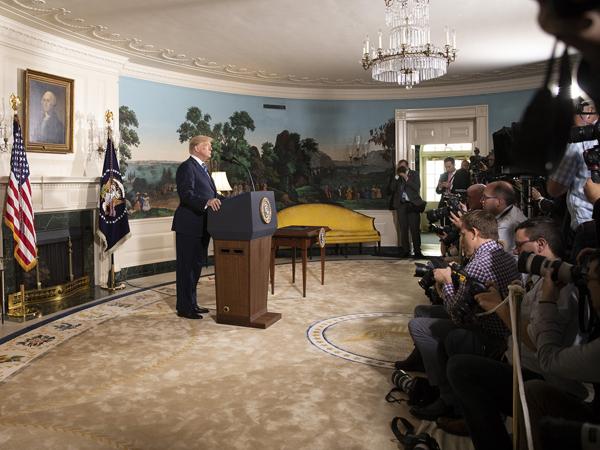 ZTE Трамп: «вернуть в дело как можно быстрее»