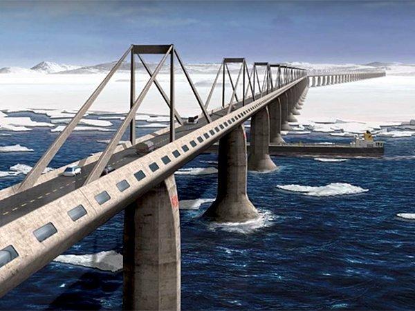 Крыма недостаточно? Владимира Путина попросили построить мост на очередной остров