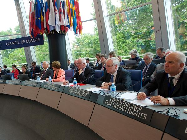 Место России в Совете Европы