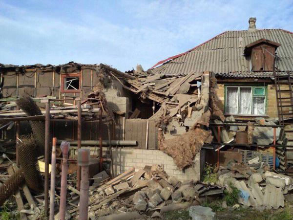 Донбасс. Опасная ситуация
