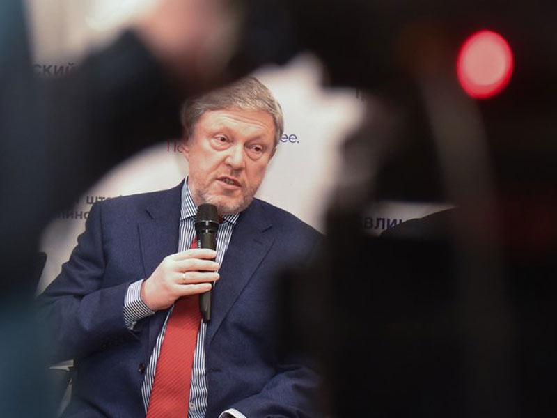 Явлинский и его карьерные перспективы