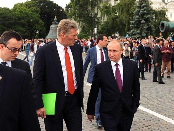 Кремль отверг связь «пенсионного» обращения Путина с его рейтингом