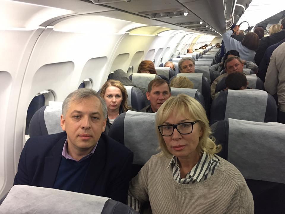 Денисова предлагает обменять россиянина-боевика наукраинского политзаключенного