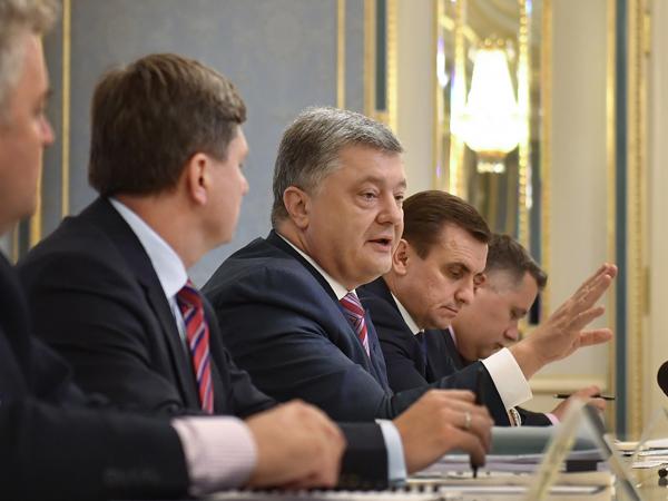 Украина против