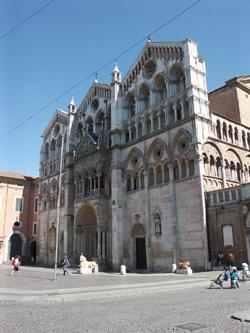 Из Италии в Боголюбово в XII веке