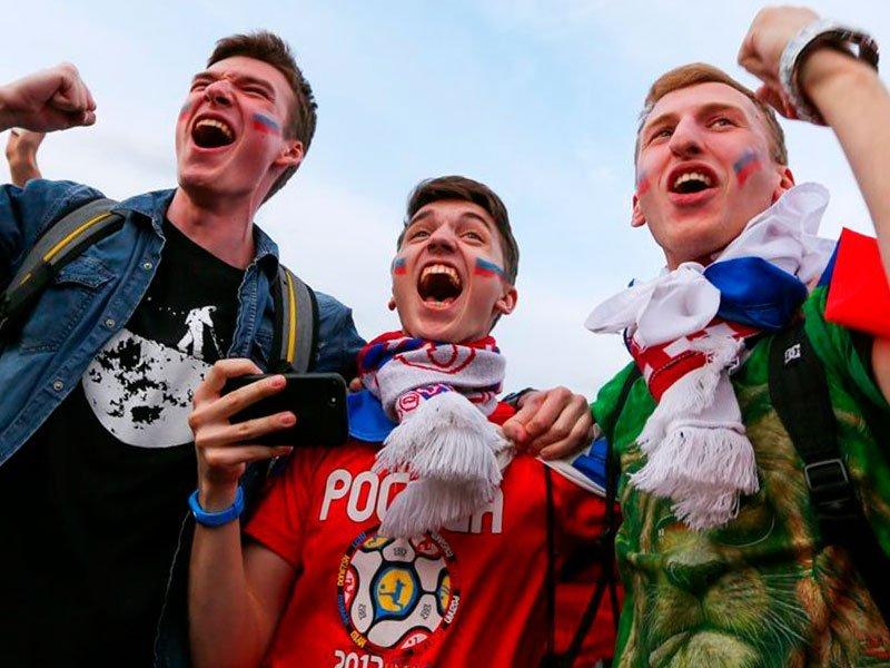 Большинство россиян верит впобеду сборной над хорватами— Опрос
