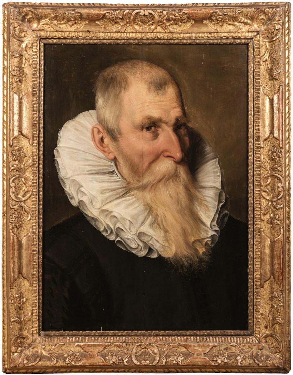 Картина Рубенса продается в ЮАР