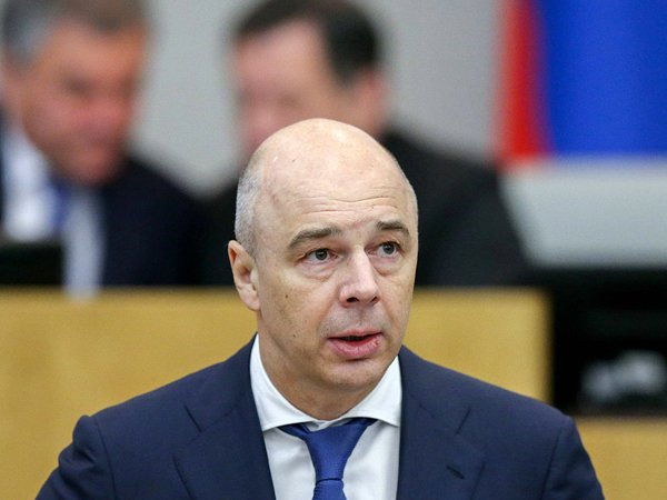 Силуанов исключил проблемы свалютными счетами граждан России из-за санкций