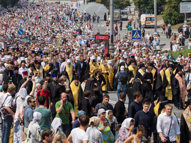 ВУкраинском государстве создали комиссии для описи имущества православной церкви
