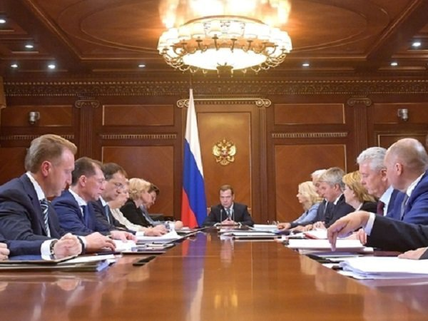 Нацпроект «Демография» профинансируют на3,5 трлн руб. — Медведев