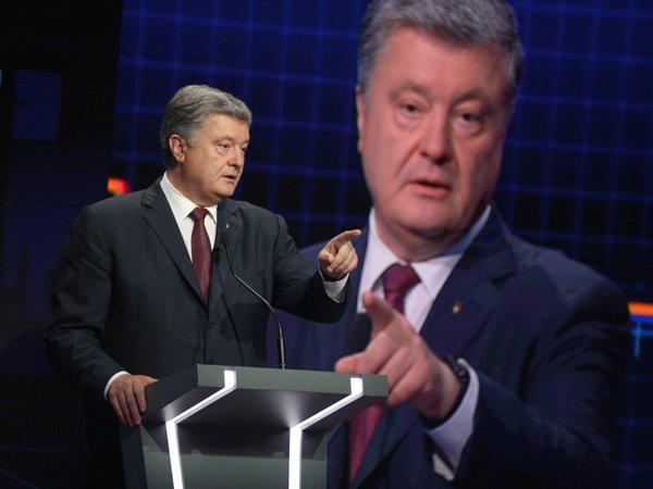 Порошенко провозгласил юбилей отказа от российского газа