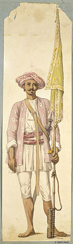 Индийские ракеты XVIII века