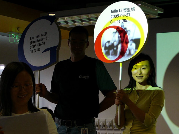 Google. Перспектива возвращения в Китай