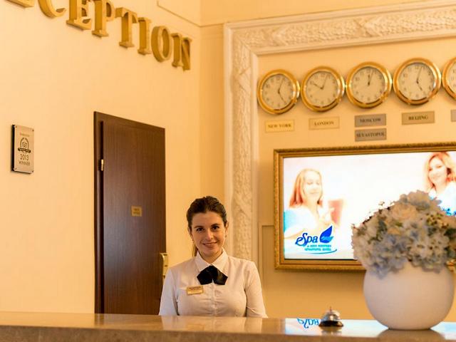 ИзКрыма ушла заключительная западная сеть отелей