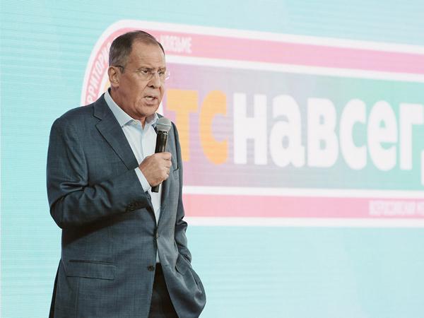 Назначение Сигала было рассчитано на внутрироссийскую аудиторию