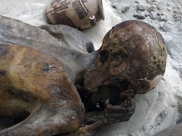 Начало истории египетских мумий