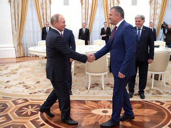 Российские власти помогут повысить качество жизни в Южной Осетии
