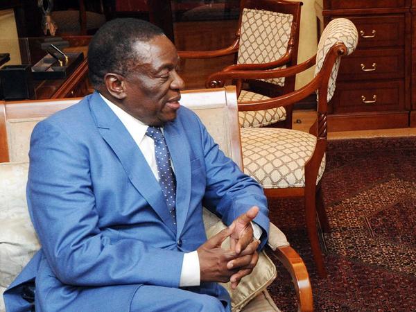 Зимбабве: повторный Мнангагва
