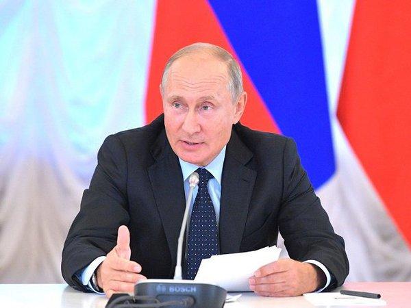 Песков раскрыл детали «пенсионного» выступления Путина