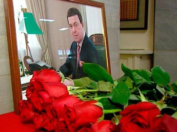В Москве началось прощание с Кобзоном