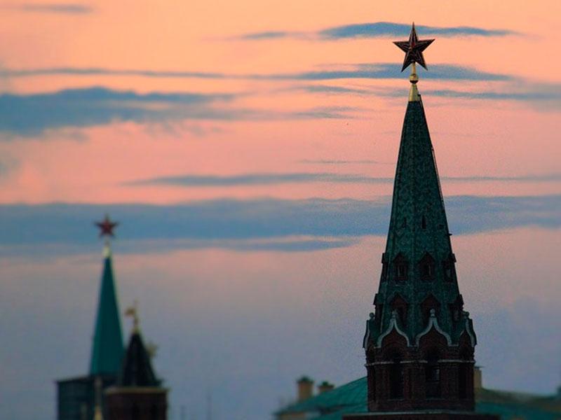 Остров Русский с букетом статусов