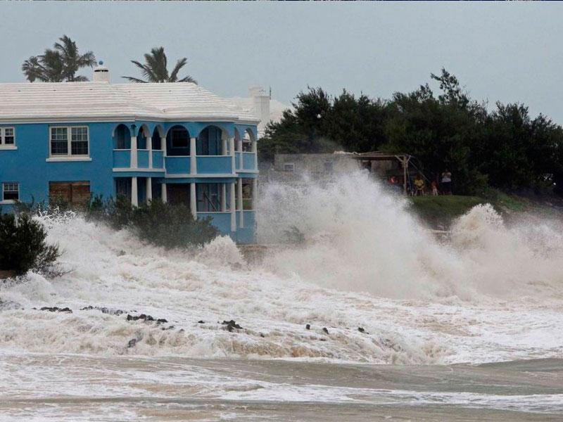 Циклон  «Флоренс» ослабел  дотропического шторма