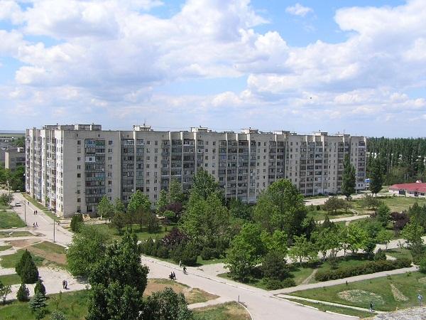 Армянск, Крым