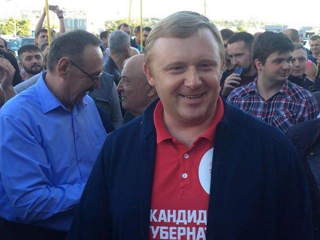Зюганов определился скандидатом нановых выборах руководителя Приморья