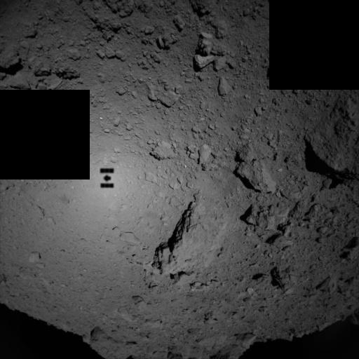 Астероид Рюгу: первая встреча