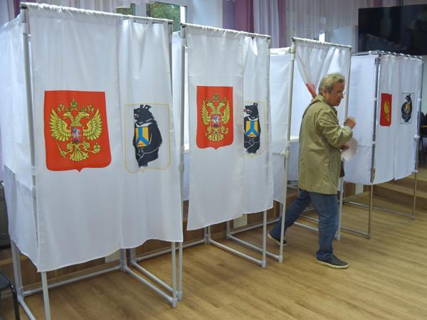 Выборы губернаторов. ЛДПР и ее выгода