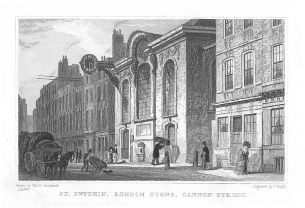 Возвращение Лондонского камня