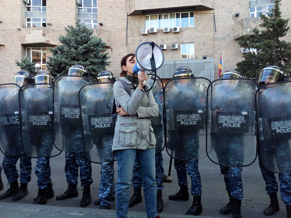 Армения. Сезон протестов