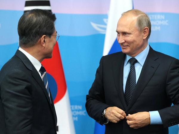 Визит Кима. Россия как гарантия от санкций