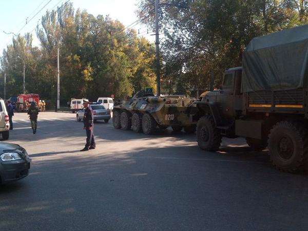 Стрельба и взрыв в керченском колледже. Подробности