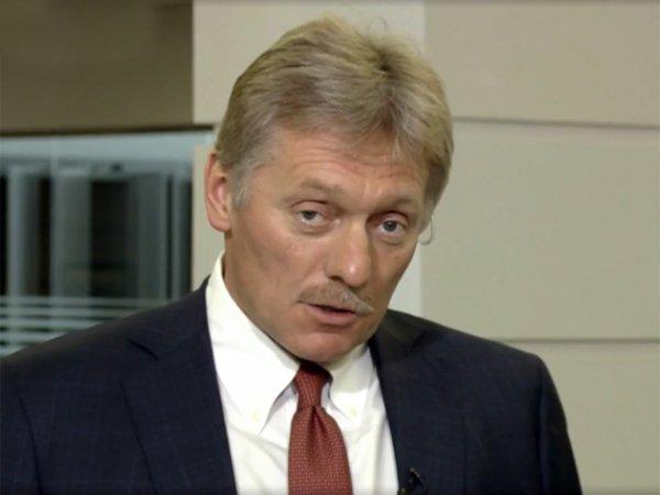 Песков прокомментировал заявление певицы Катамадзе