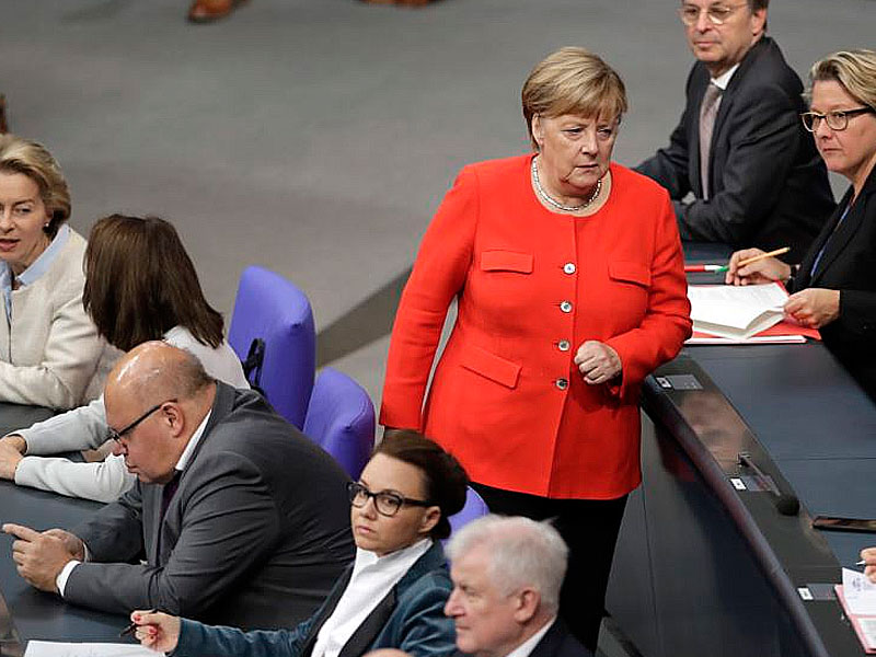 «Уходящая натура». ХДС без Меркель
