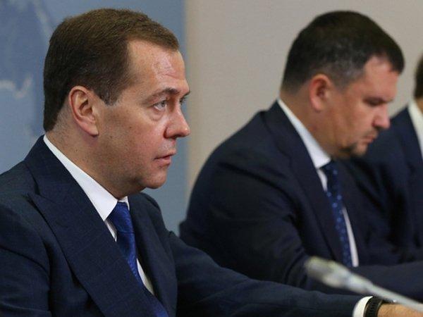 Дмитрий Медведев и Максим Акимов