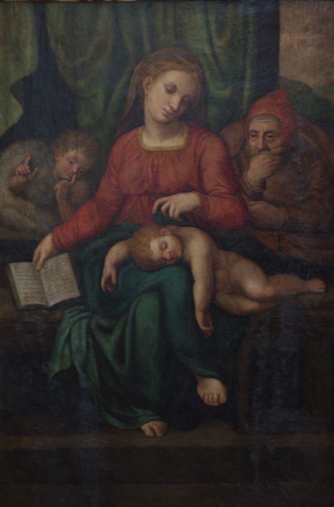 «Мадонна безмолвия» — похищенная работа Микеланджело?