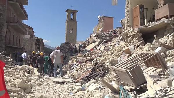 Память о землетрясениях прошлого