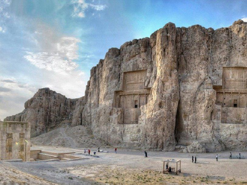 Погребальный комплекс Накште-Рустам