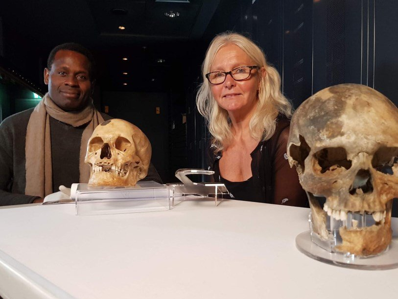 В экипаже английского флагмана XVI века были матросы африканского происхождения