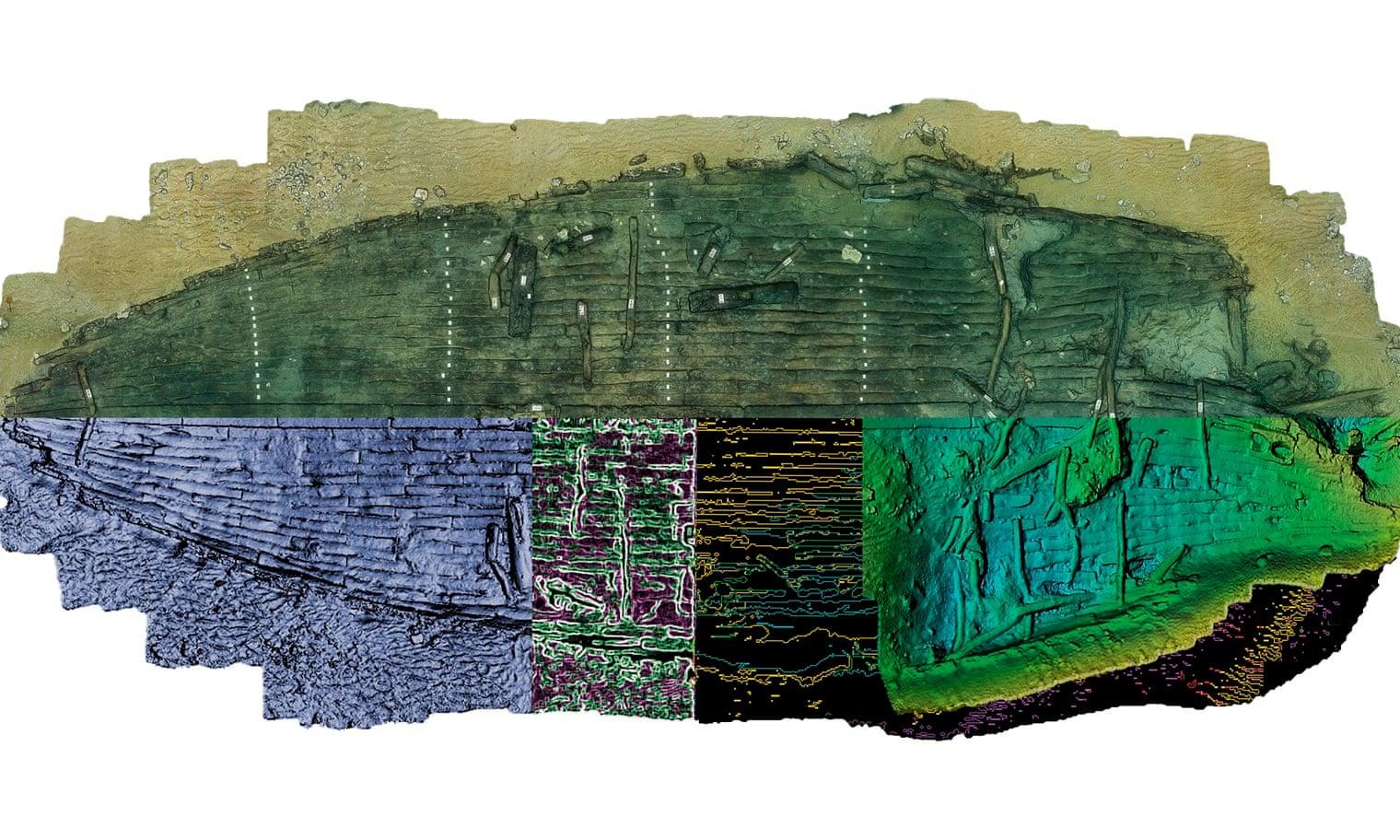 Геродот и подводная археология