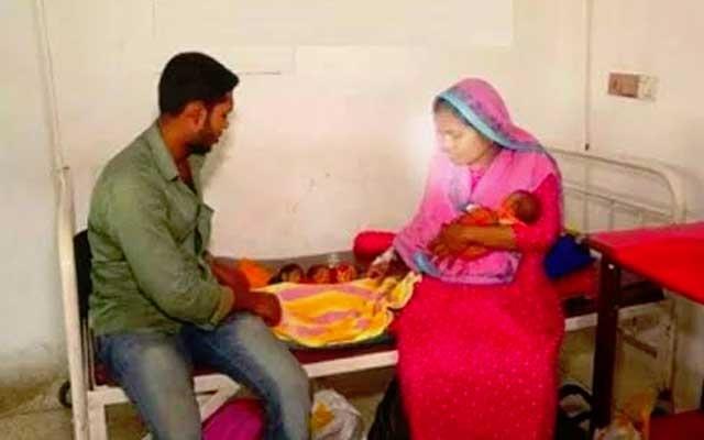 Жительница Бангладеш через месяц после рождения ребенка родила еще двоих
