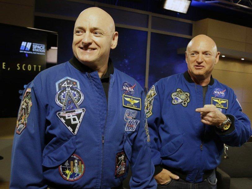 НАСА подводит итоги эксперимента с близнецами