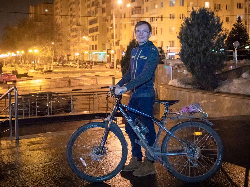 Белгородский органист
