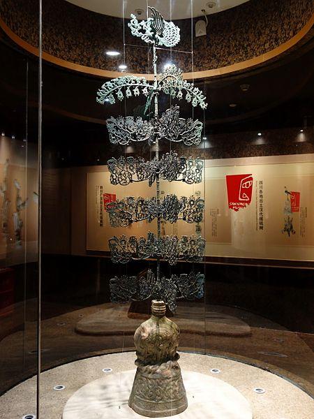 Саньсиндуй: загадка древнего Китая