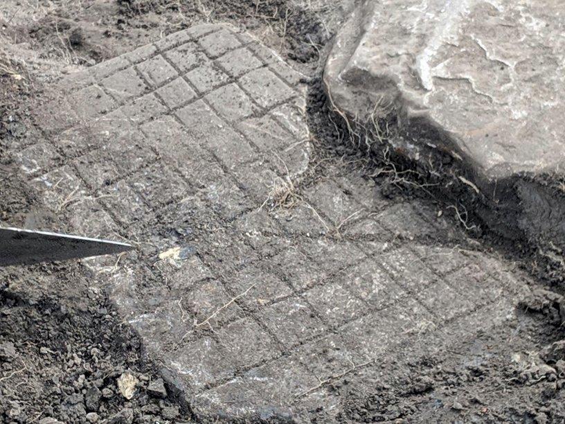 Римские легионеры в крепости Виндоланда увлекались настольной игрой